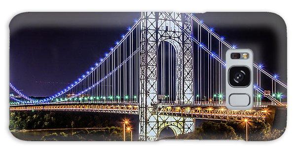 George Washington Bridge - Memorial Day 2013 Galaxy Case