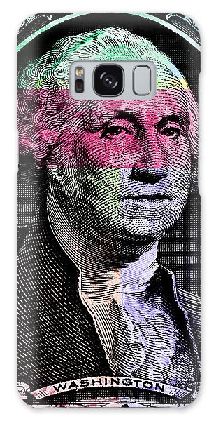 George Washington Pop Art Galaxy Case