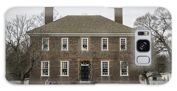 Royal Colony Galaxy Case - George Wythe House Williamsburg 2014 by Teresa Mucha