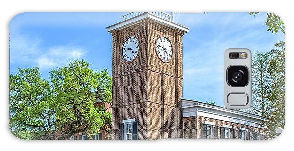 Georgetown Clock Tower Galaxy Case