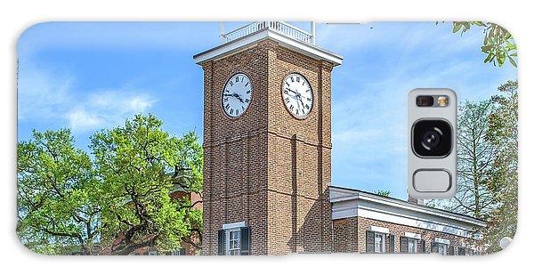 Georgetown Clock Tower Galaxy Case