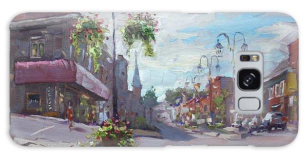 Georgetown Galaxy S8 Case - Georgetown Downtown by Ylli Haruni