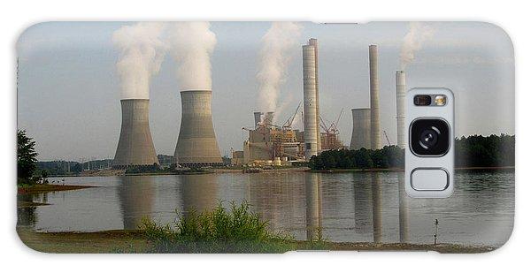 Georgia Power Plant Galaxy Case by Donna Brown
