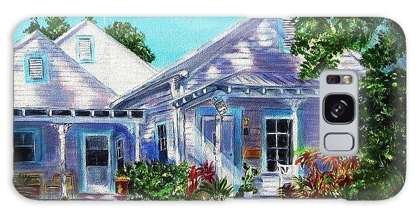 Georgia Street, Key West Galaxy Case