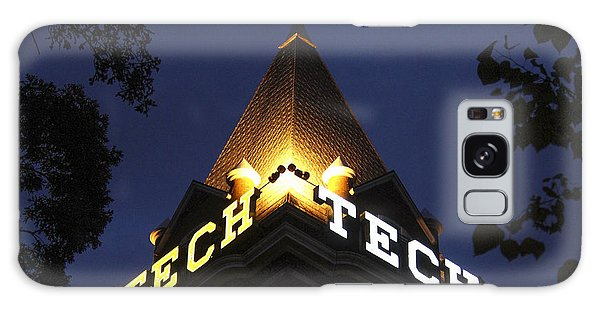 Georgia Tech Georgia Institute Of Technology Georgia Art Galaxy Case