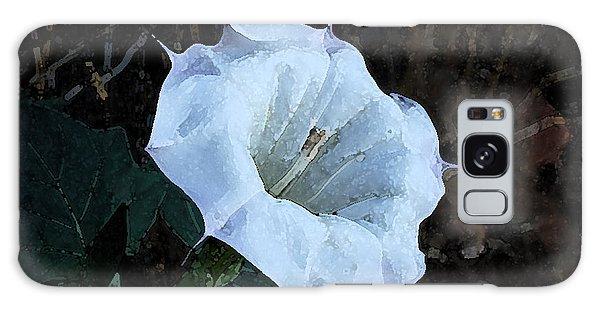 Georgia's Flower Galaxy Case