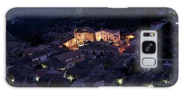Italy, Calabria,gerace Galaxy Case