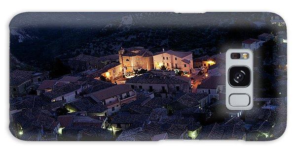 Italy, Calabria,gerace Galaxy Case by Bruno Spagnolo