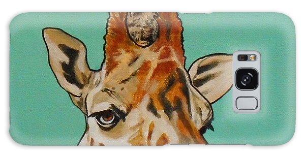 Gerald The Giraffe Galaxy Case