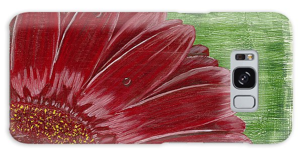 Gerber Daisy- Red Galaxy Case
