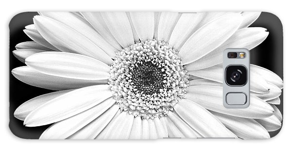 Single Gerbera Daisy Galaxy Case
