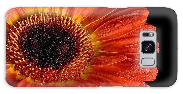 Gerbera I Galaxy Case