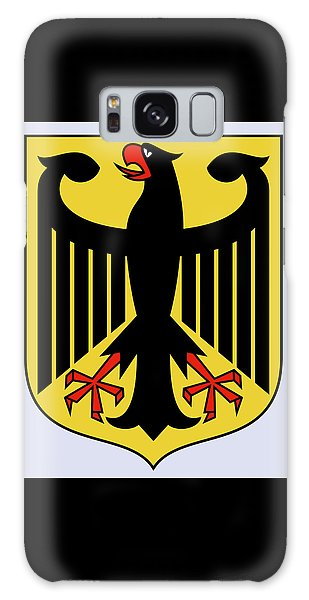 Germany Coat Of Arms Galaxy Case by Movie Poster Prints