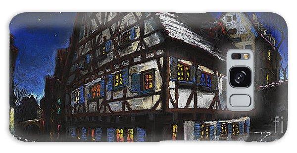 Building Galaxy Case - Germany Ulm Fischer Viertel Schwor-haus by Yuriy Shevchuk