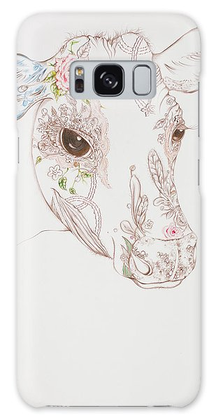 Gersey Galaxy Case by Karen Robey