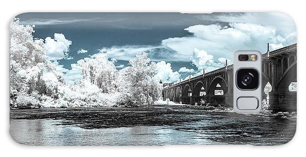 Gervais St. Bridge-infrared Galaxy Case