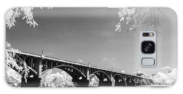 Gervais Street Bridge In Ir1 Galaxy Case