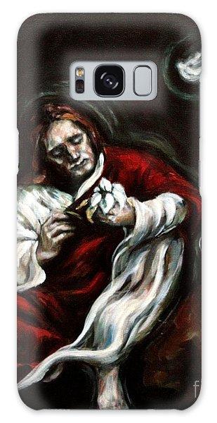 Gethsemane Galaxy Case by Carrie Joy Byrnes
