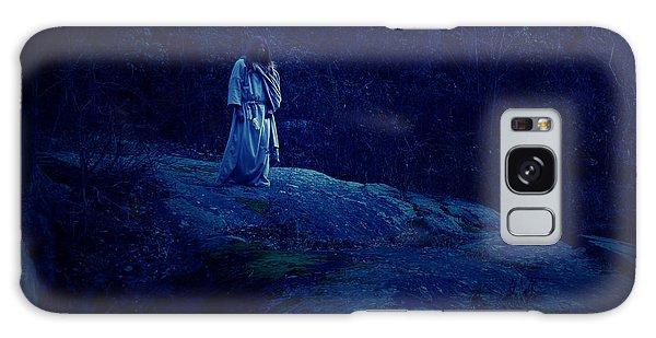 Gethsemane Galaxy Case by Vienne Rea