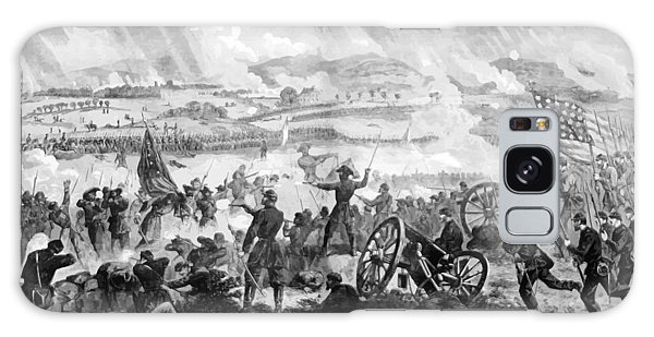 Cemetery Galaxy Case - Gettysburg Battle Scene by War Is Hell Store