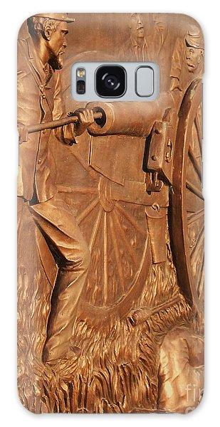 Gettysburg Bronze Relief Galaxy Case