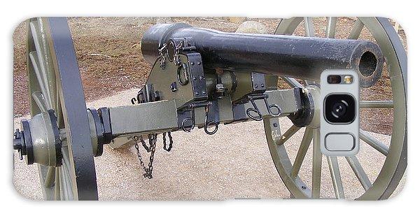 Gettysburg Cannon Galaxy Case