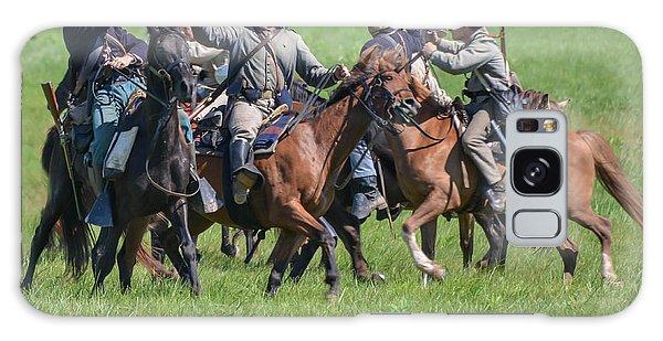 Gettysburg Cavalry Battle 7948c  Galaxy Case