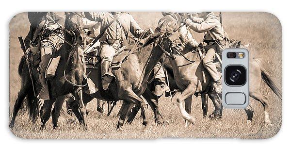 Gettysburg Cavalry Battle 7948s  Galaxy Case