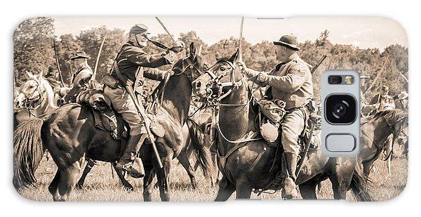 Gettysburg Cavalry Battle 7978s  Galaxy Case