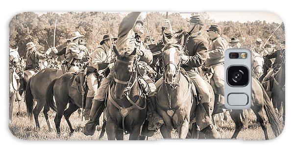 Gettysburg Cavalry Battle 7992s  Galaxy Case