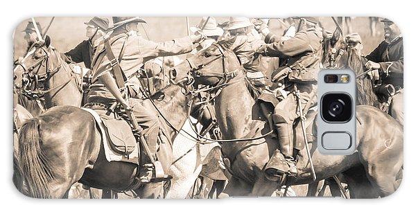 Gettysburg Cavalry Battle 8021s  Galaxy Case