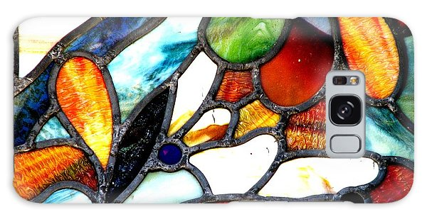 Gettysburg College Chapel Window Galaxy Case
