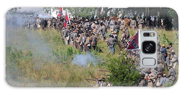 Gettysburg Confederate Infantry 8825c Galaxy Case