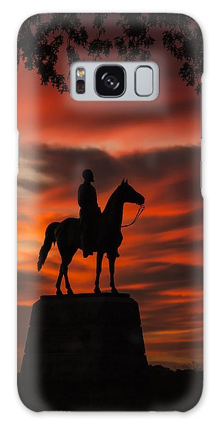 Gettysburg - Gen. Meade At First Light Galaxy Case