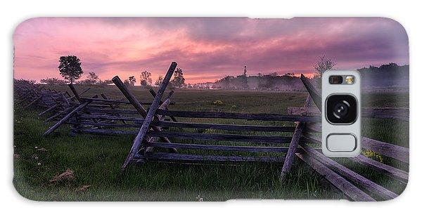 Gettysburg Mornings... Galaxy Case