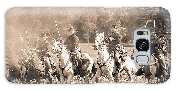 Gettysburg  Union Cavalry 7901s  Galaxy Case
