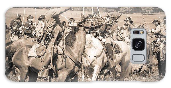 Gettysburg  Union Cavalry 7920s  Galaxy Case