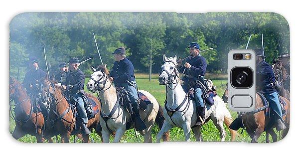 Gettysburg  Union Cavalry Galaxy Case