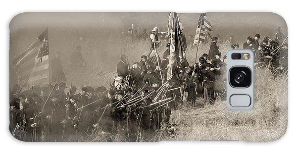 Gettysburg Union Infantry 8947s Galaxy Case