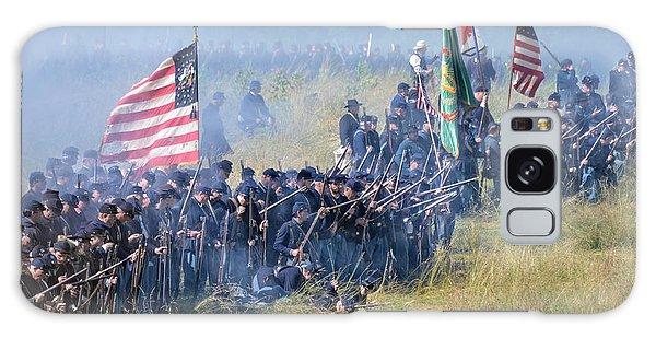 Gettysburg Union Infantry 8948c Galaxy Case