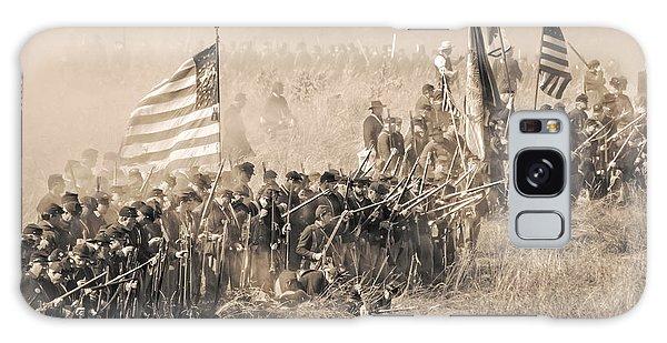Gettysburg Union Infantry 8948s Galaxy Case