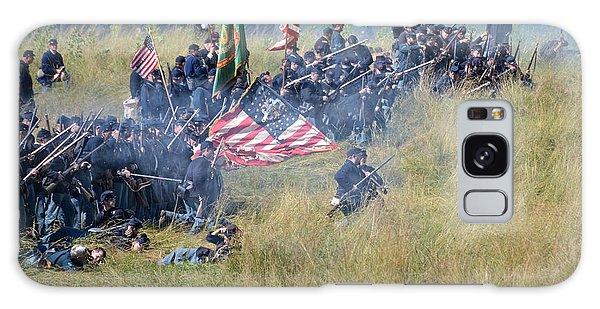 Gettysburg Union Infantry 8963c Galaxy Case