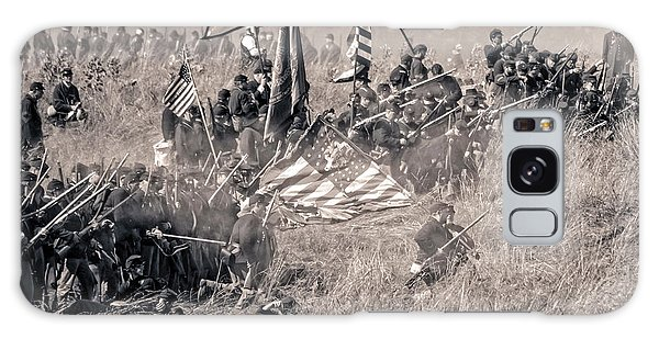 Gettysburg Union Infantry 8963s Galaxy Case