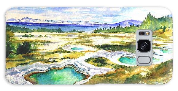 Geyser Basin, Yellowstone Galaxy Case