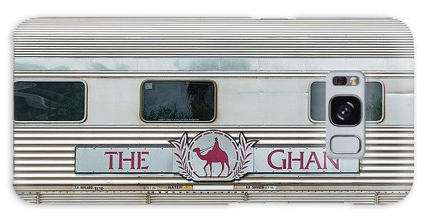 Ghan Train At Alice Springs Galaxy Case