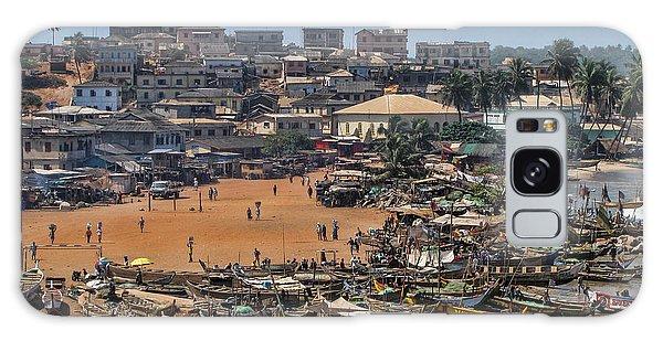 Ghana Africa Galaxy Case