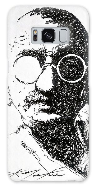 Ghandi Galaxy Case