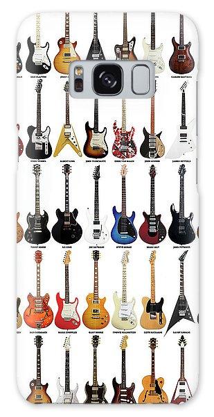 Galaxy Case - Guitar Legends by Zapista Zapista