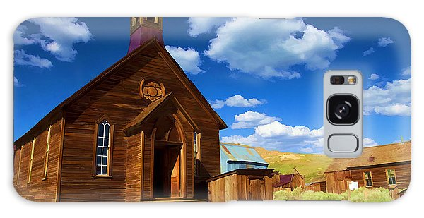 Bodie Galaxy Case - Ghost Church by Ricky Barnard