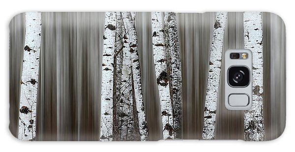 Ghost Forest 1 Galaxy Case by Bob Christopher